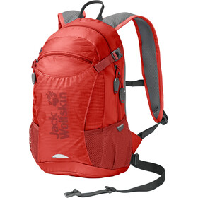 Jack Wolfskin Velocity 12 Backpack, lava red